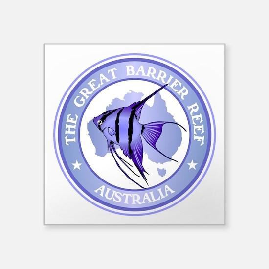 Australia -The Great Barrier Reef Sticker