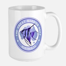 Australia -The Great Barrier Reef Mug