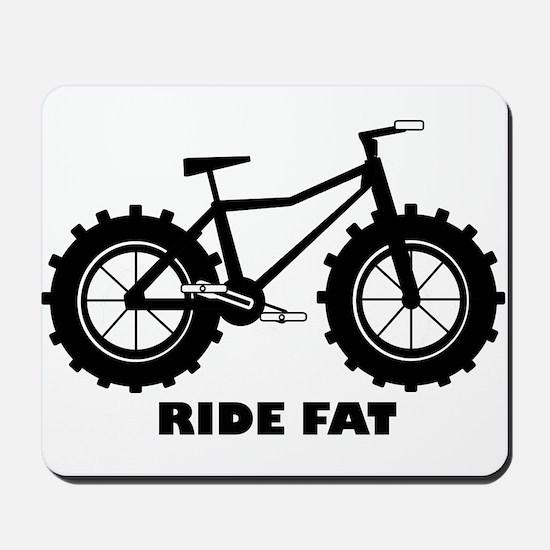 Ride Fat Mousepad