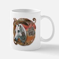 Warrior Pony 11oz. Mug