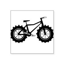 Fat Bike Sticker