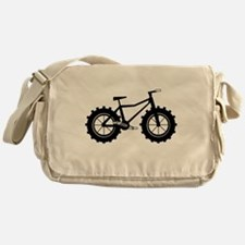 Fat Bike Messenger Bag