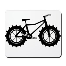 Fat Bike Mousepad