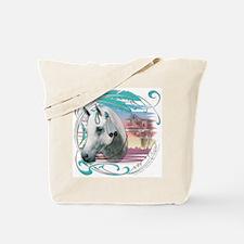 Horse of SW Mesas Tote Bag