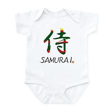 SAMURAI X'mas Ver Infant Bodysuit
