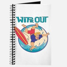 Wipe Out Surfer Journal