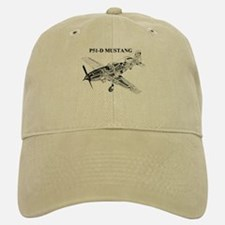 Twill P51 Mustang Hat