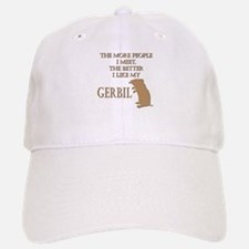 Like My Gerbil Baseball Baseball Cap