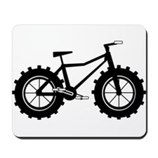 Fat Tire Logo no words Mousepad