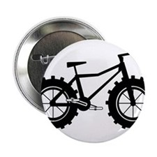"Fat Tire Logo no words 2.25"" Button"