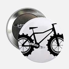 """Fat Tire Logo no words 2.25"""" Button"""