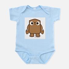 Plain Ol' Dookie-Poo Infant Creeper