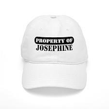 Property of Josephine Baseball Cap