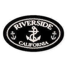 Riverside Sailing Bumper Stickers