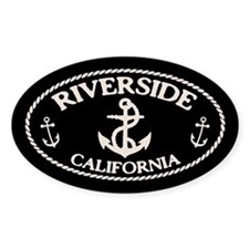 Riverside Sailing Decal