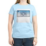 Connecticut NDN Women's Pink T-Shirt