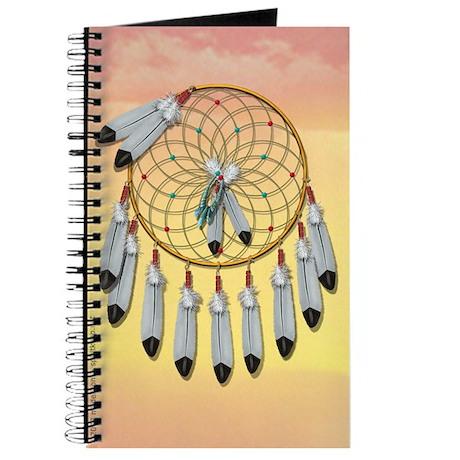 Dreamcatcher Sunset Journal