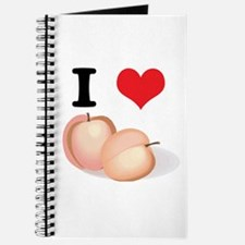 I Heart (Love) Pears Journal