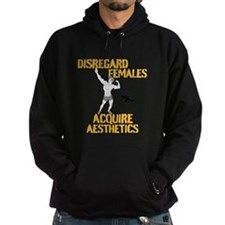 Disregard Females Acquire Aesthetics Hoody