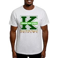 Big K Ash Grey T-Shirt