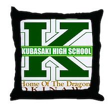Big K Throw Pillow