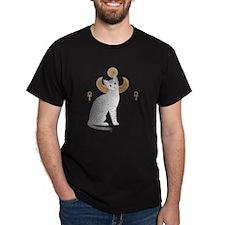 bastblack10x10psd T-Shirt