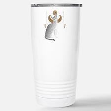 Cute Egyptian mau Travel Mug