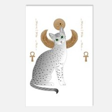 Unique Cat eye Postcards (Package of 8)