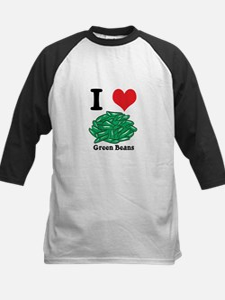 I Heart (Love) Green Beans Tee