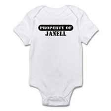 Property of Janell Onesie