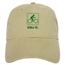 Bike It Baseball Cap