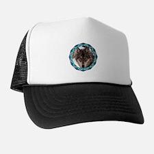 GeometricWolf Trucker Hat