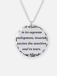 Beauty Poe Necklace
