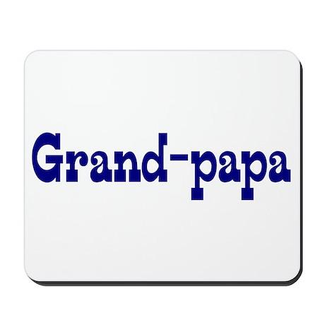 Grand-papa Mousepad