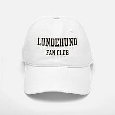 Lundehund Fan Club Baseball Baseball Cap
