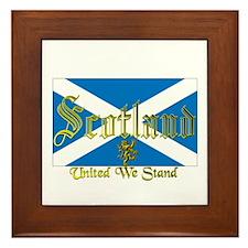A Nations Pride Framed Tile