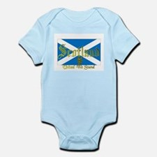 A Nations Pride Infant Bodysuit