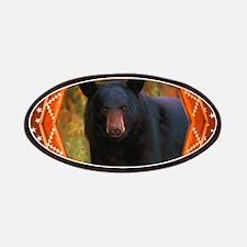Geometric Bear Patches