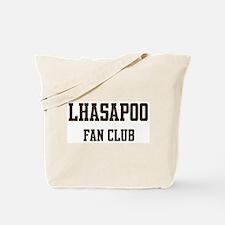 Lhasapoo Fan Club Tote Bag