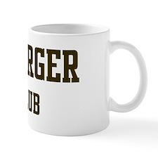 Leonberger Fan Club Mug