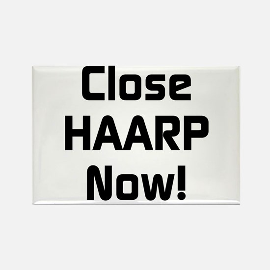 Close HAARP Now Magnets