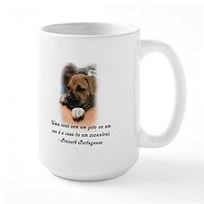 filhote de cachorro do Boxer 2-sided Mug