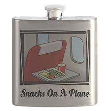 Snacks On A Plane Flask
