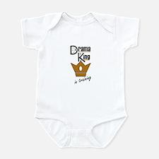 Drama King In Training Infant Bodysuit