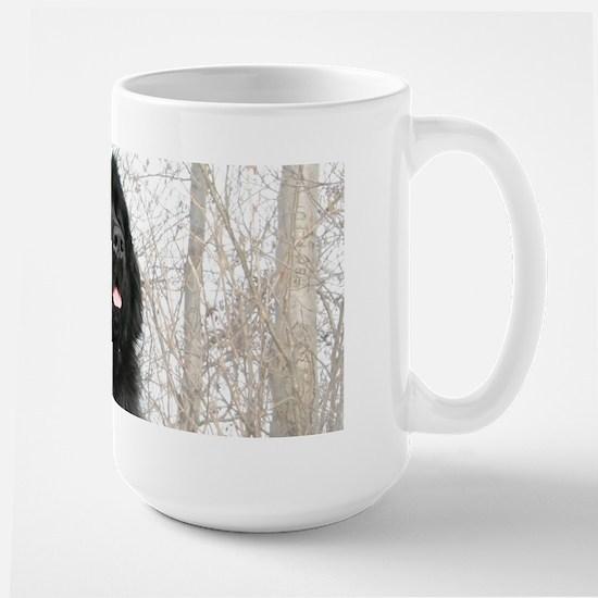 Newfy Large Mug