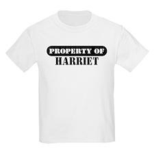 Property of Harriet Kids T-Shirt
