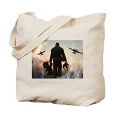 Soldier who is missing in action Tote Bag
