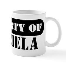 Property of Graciela Mug