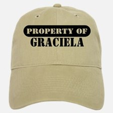 Property of Graciela Baseball Baseball Cap