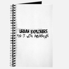 Urban Explorer Journal
